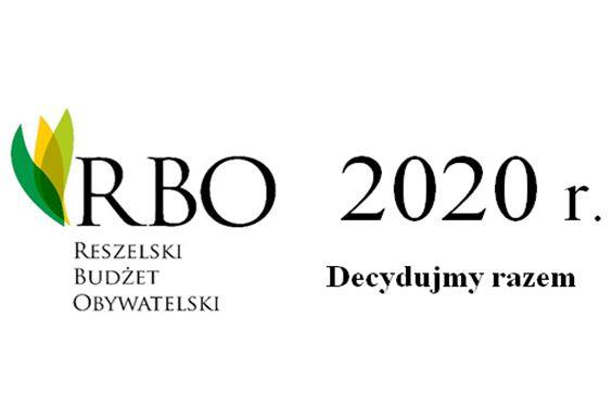 Ilustracja do informacji: Reszelski Budżet Obywatelski 2020