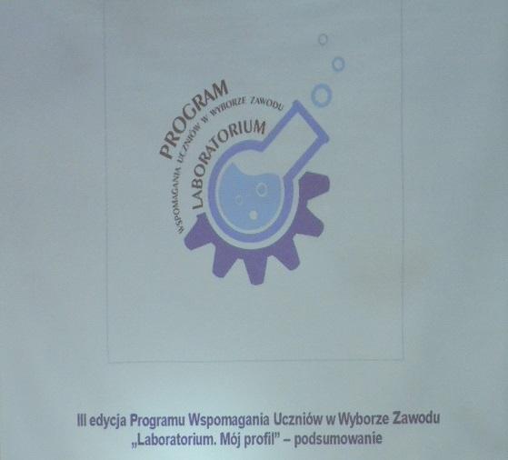 Ilustracja do informacji: Laboratorium. Mój Profil.