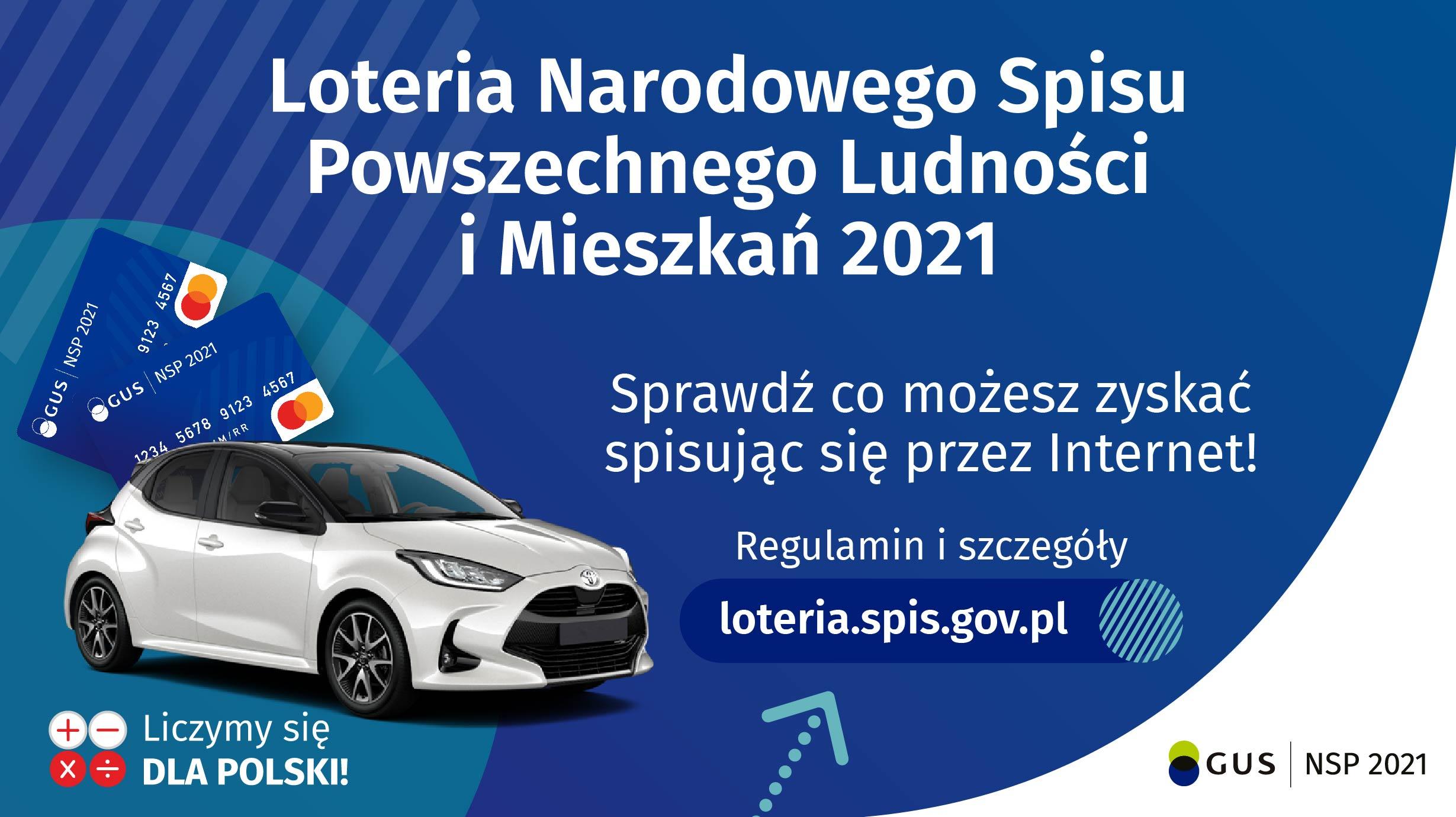 Baner: NSP-loteria