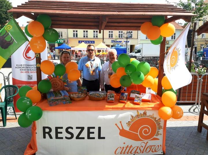 Ilustracja do informacji: XII Festiwal Cittaslow w Bartoszycach